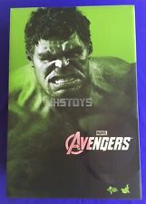 Hot Toys Avengers Incredible Hulk - HUGE MMS186 Marvel NRFB