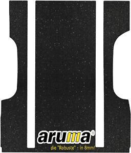 Antirutschmatte Nissan D40 Navara Extrakabine ohne Wanne mit Schienen,Bj:05-15