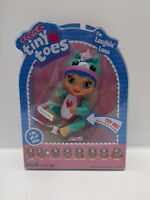 Teenie Tiny Toes Laughin' Luna Interactive Doll - Brand New - 56083
