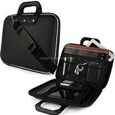 """Black Laptop Carrying Case Messenger Shoulder Bag For Apple MacBook Air/Pro13.3"""""""