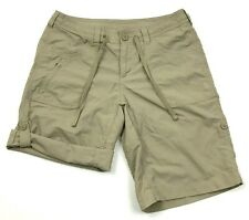 The North Face Shorts Women's Size 4 Roll Tab Multipurpose Drawstring PACKABLE