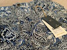 Scotch and Soda Sea You Shorts Men's Size 31 Paisley Blue Multi Color rare ltd