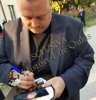 Autografo su foto di Stefano Fresi Signed - Asta di beneficenza Cinema
