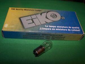 EIKO 6S6DV/12V Incandescent Bayonet Base Bulb