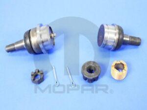Mopar 83500202AB Suspension Ball Joint Bolt Kit-Kit Front