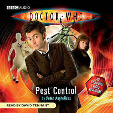 Doctor Who - Pest Control by Peter Anghelides (CD-Audio, 2008)