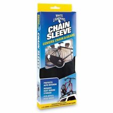 White lightning drivetrain chain sleeve/cover Reduces Rust, MTN & Road, Storage