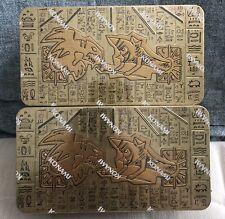 More details for 2x yu-gi-oh mega tin 2021 tin of ancient battles sealed