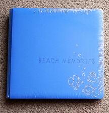 CREATIVE MEMORIES TRUE 12x12 BEACH MEMORIES ALBUM COVERSET BNIP
