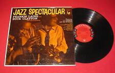 """FRANKIE LAINE / BUCK CLAYTON """"JAZZ SPECTACUILAR"""" 1956"""