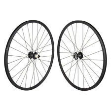 Alex AP-1 29er Mountain Bike MTB CX Gravel 24h hubs Wheelset 6B QR Black