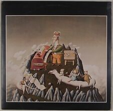 KING CRIMSON: A Young Person's Guide UK Island ISLD 7 w/ Booklet Rock 2x LP