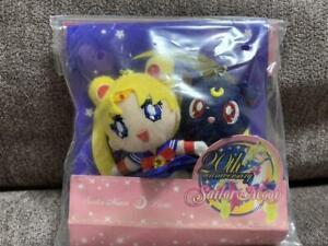 SEGA Sailor Moon Super Runa 15 cm plush stuffed Japan anime Limited 2SET 57