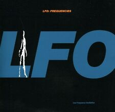 LFO - Frequencies [New CD] Jewel Case Packaging, Reissue