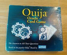 Ouija Oracle Card Game Parker Bros. 1998 Spirit Board Fortune Telling Hasbro