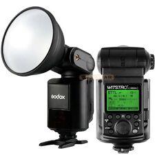 Godox Witstro AD360II-C 360W GN80 E-TTL HSS Single Flash Speedlite for Canon