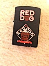 Red Dog Beer Cigarette / Cigar / Pipe Oil Lighter
