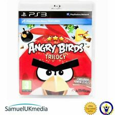 Angry Birds Trilogy (PS3)  **GREAT CONDITION**
