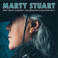 Marty Stuart - Now Thats Country - Definitive Collection Vol.1 [CD]