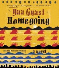Homegoing by Yaa Gyasi (2016, CD, Unabridged)