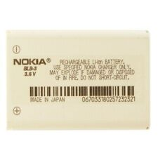 Nokia Li-ion OEM Rechargeable Battery (BLB-3) 3.6V 6385i 8265i 8855