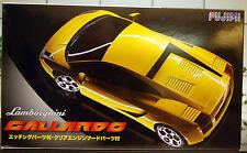 2005 Lamborghini Gallardo m. photoätzteilen, 1:24, 123790 Fujimi