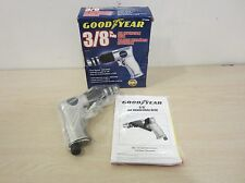 GOODYEAR 3/8-INCH AIR REVERSIBLE DRILL, GY2006, FREE S&H