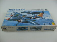 Aoshima 1:72 Twin Engine No 1 Tiger Cat F7F Grumman US Navy Fighter G6 501 500