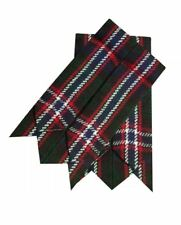 Scottish Kilt Hose Flashes Scottish National/kilt Sock Flashes/kilt Flashes Red