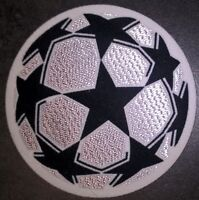 Europe Patch Badge maillot foot Ligue des Champions  07-08 Real Barça OM PSG