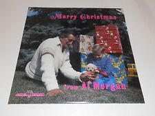 AL MORGAN Merry Christmas SEALED Unopened Mint Jewel  Records JRC-84019