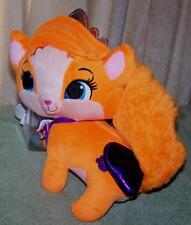 "Disney Princess Palace Pets Ariel's Pet Kitten Treasure 9.5"" Plush Tote NWT"