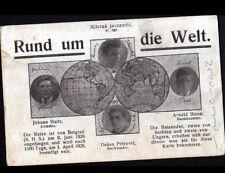 GLOBE TROTTEUR / MILORAD JOVANOVIC ,JOHANN HAITZ , DUSAN PETROVIC & A. HEISZ