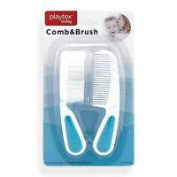 Playtex Baby Pack Comb & Brush Set NEW