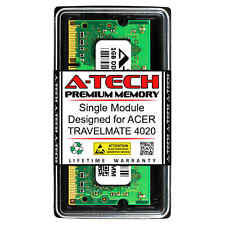 1GB PC2-5300 DDR2 667 MHz Memory RAM for ACER TRAVELMATE 4020