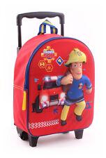 Vadobag Kinder Rucksacktrolley 3d Feuerwehrmann Sam & Venus