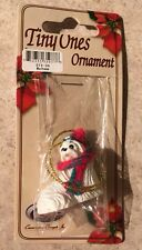 Maltese Ornament Mini Dog Tiny Ones by Conversation Concepts New