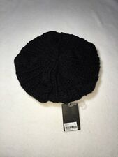 Forever 21 Womens Beret New With Tags Black