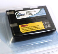 Battery for Pentax K10D, Sigma SD14, Konica Minolta Maxxum 7D, BP-21, NP-400