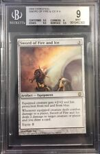 Sword of Fire and Ice - BGS 9 MINT - Darksteel - MTG - Modern