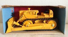 IH International TD-25 Crawler Dozer Toy Tractor w/ Blade Blue Box NIB ERTL 1/16