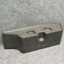 1990-94 S10 Extended Cab Rear Cup Holder Jack Storage Cover Dark Charcoal 39234