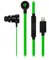 Razer Hammerhead For iOS Lightning Gaming Earphone/Headphones w/Microphone