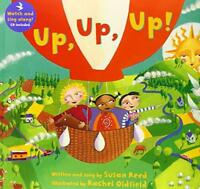 Up, Up, Up! by Susan Reed | Paperback Book | 9781846865497 | NEW