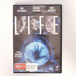 Life Movie DVD Region 4 AUS - Space Scifi Alien
