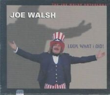 NEW Look What I Did!  Joe Walsh Anthology [2 CD] (Audio CD)