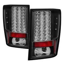 Spyder Auto LED Tail Lights - Black for 07 - 10 Jeep Grand Cherokee # 5070197