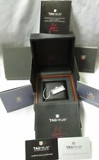 TAG HEUER Tiger Woods Automatic Chronograph Cal 6 Watch Box Cards Tag Papers CD+