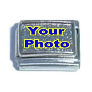 Italian Charms CUSTOM ANY PICTURE CHARM 9mm