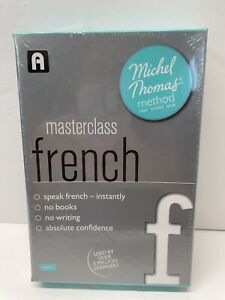 Michel Thomas Method Language Learning CD French Expert Box NEW Audio Course